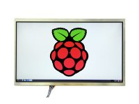 "Display LCD 10"" 1366x768 HDMI/VGA/NTSC/PAL"