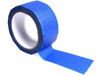 Blue Masking Tape 48x30mm for 3D Printer High Temperature
