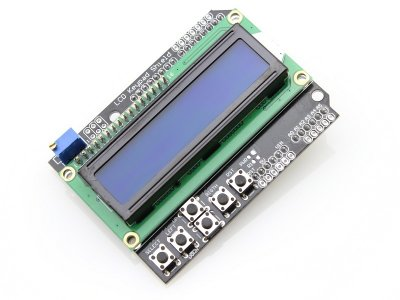 Arduino Shield LCD