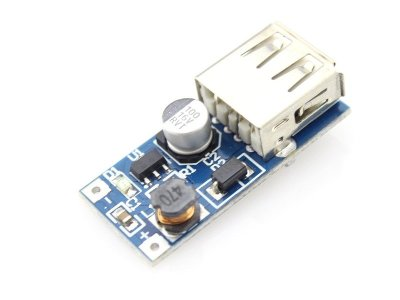 Boost Regulator 5V USB