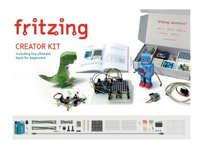 Fritzing Creator Kit with Arduino UNO