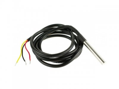 Waterproof Digital temperature sensor DS18B20