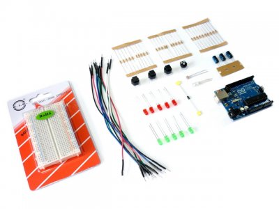 Arduino UNO with Basic Kit