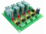 INTERFACE OPTO.4SALIDAS A RELE  CEBEK