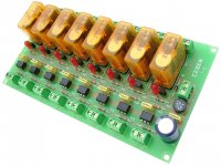 INTERFACE OPTO.8SALIDAS A RELE CEBEK
