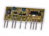 EMISOR SAW 433Mhz AUDIO CEBEK