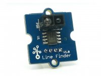 Electronic brick - Line Finder