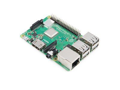 Raspberry Pi 3 Model B+ 2018 con WiFi y Bluetooth