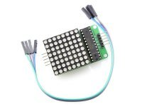 Led Matrix 8x8 Red MAX7219 for Arduino